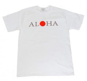 Aloha for Japan TEE
