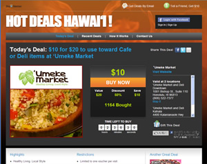 HOT DEALS HAWAII