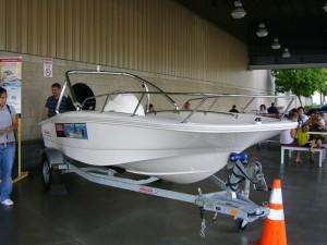 コスコでボート売ってた!