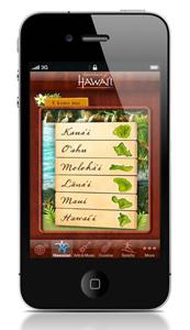 "iPhone ""Festivals of Hawaii"""