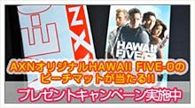 HAWAII FIVE-0のプレキャン