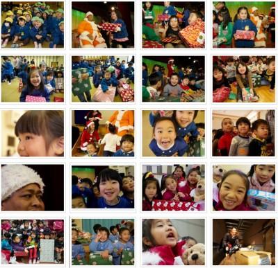 被災地の子供達 (photographer: Shinji Minami)