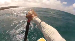 GoProムービー: Stand Up Paddle