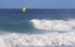 Kai Lenny Kite Surfing