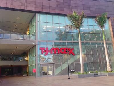 TJ・MAXXワード店