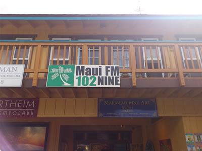 Maui FM 102 NINE