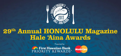 29th Annual Hale Aina Awards