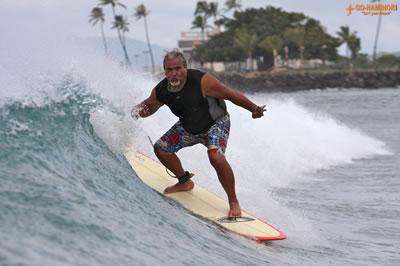 Hawaiian Longboarders Forever!