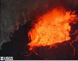 (C) Hawaiian Volcano Observatory