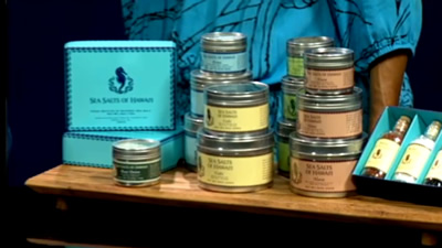 Maui Onion Sea Salts of Hawaii, KITV.COM