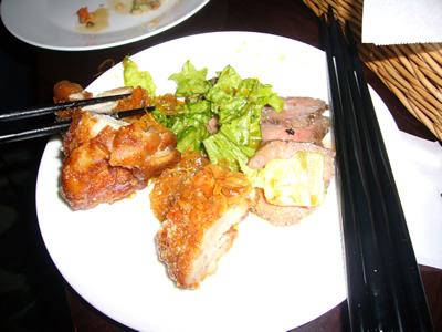 ガッツリ肉系