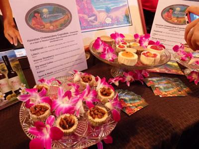 Hawaiian Cheesecdakes