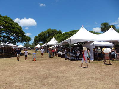 Haleiwa Art Festival 2013