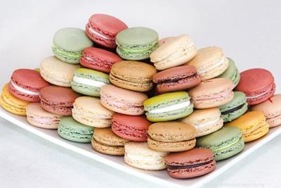French Macaron, Courtesy La Tour Cafe c/o Pacific Business News
