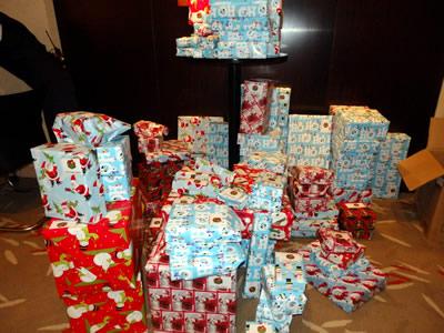 東北の子供たちに贈るXmasプレゼント