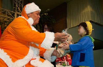 今年もKony Santaがやってくる (photographer: Shinji Minami)