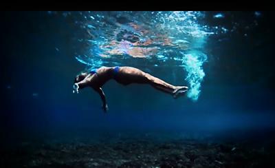 sarah lee : under the sea, trailer c/o nude