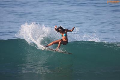 ハワイの壁紙 サーフィンを更新!!