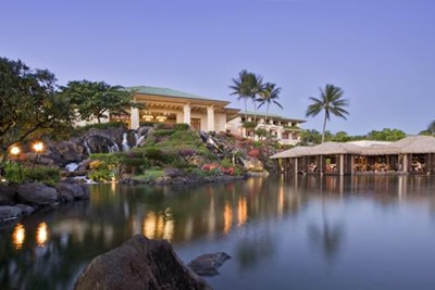 写真はGrand Hyatt Kauai, c/o Pacific Business News