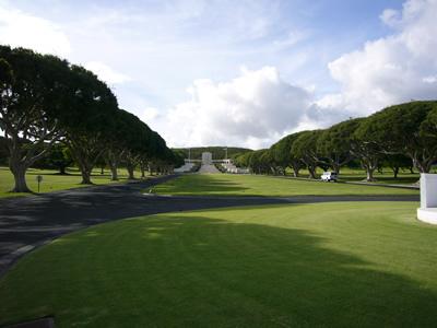 パンチボール - 国立太平洋記念墓地