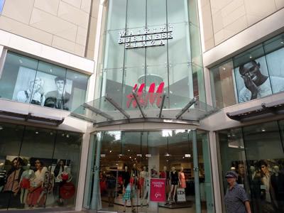 H&M ワイキキの1号店