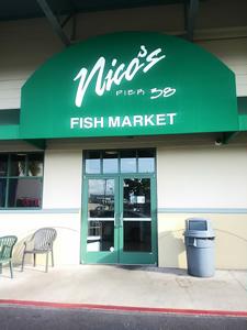Nico's Pier 38 Fish Market