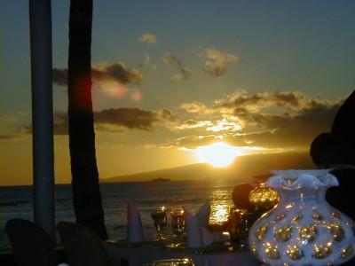 Michel'sの夕日, (C) +Hawaii