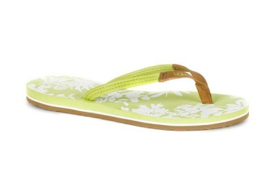 "The Ugg ""Magnolia Hawaii"" thong sandal for women., Courtesy Ugg"