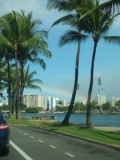 ハワイは第3位