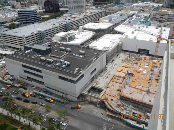 Ala Moana Center Eva wing, Courtesy of General Growth Properties c/o PBN