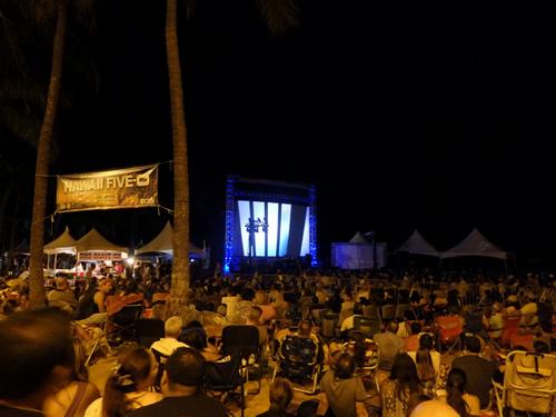 Hawaii Five-O サンセット・オン・ザ・ビーチ