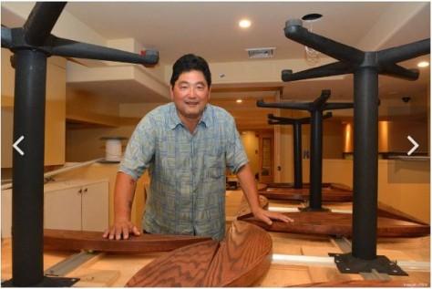 Master Sommelier Chuck Furuya, PBN Tina Yuen