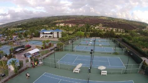 (C) Holua Tennis Center