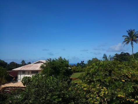 ラナイからの眺望