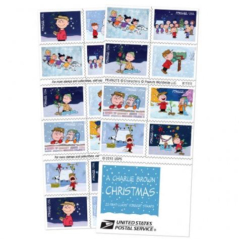 A Charlie Brown Christmas, USPS