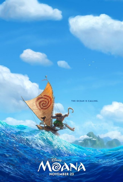 Disney's Moana, ©Walt Disney Animation Studios