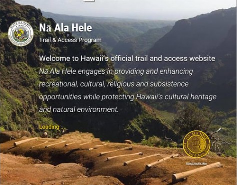 Na Ala Hele Trail & Access Program