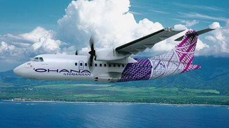 Ohana by Hawaiian, Courtesy Hawaiian Airlines c/o Pacific Business News