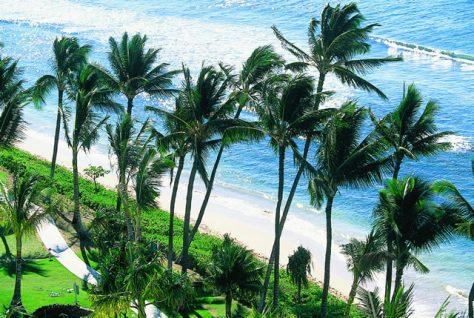 カアナパリビーチ