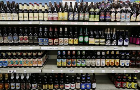 ローカルクラフトビールを購入するのに最適なショップ