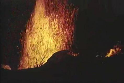 1995年の噴火 (Hawaii News Now)