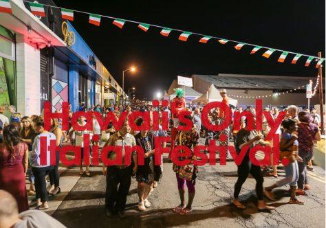 Festa Italiana Hawai'i