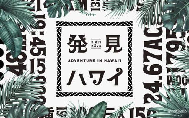 発見 ハワイ