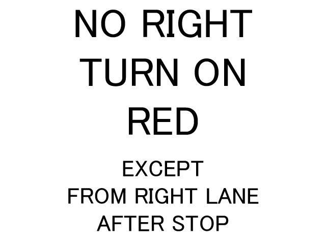 オアフ島で赤信号での右折禁止案を検討