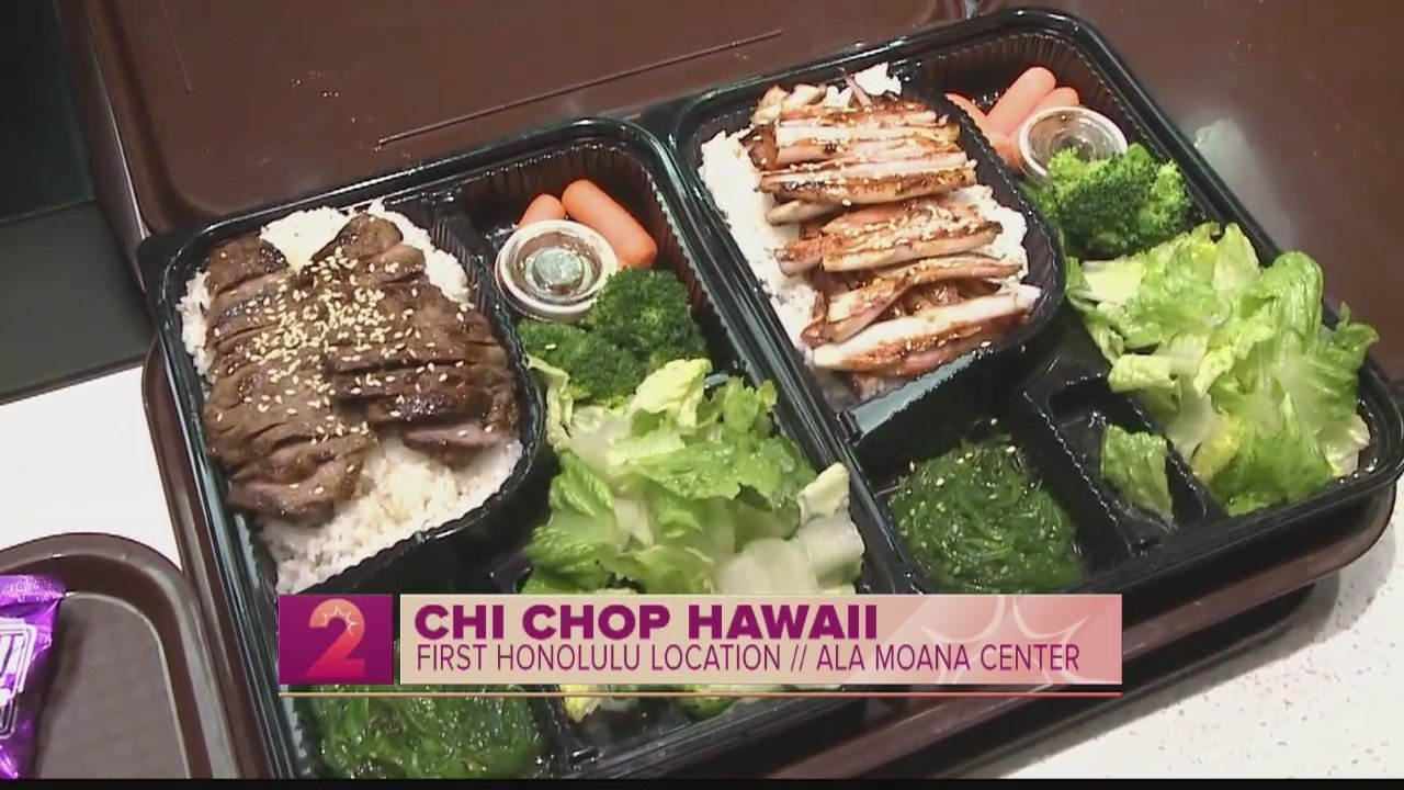 Chi Chop Hawaii, khon2