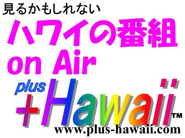 ハワイの番組 on Air