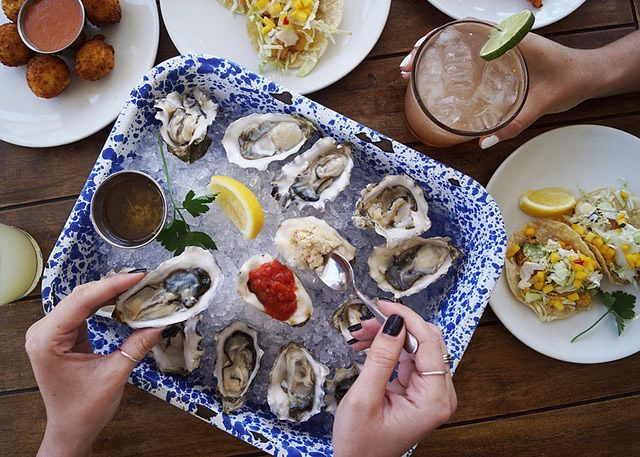 Ways & Means Oyster House