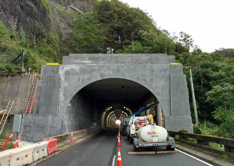 Photo courtesy: Hawaii Department of Transportation