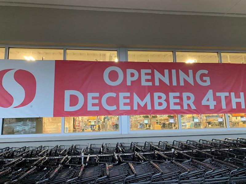 12月4日オープン