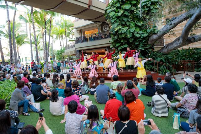 ハワイのイベントカレンダー